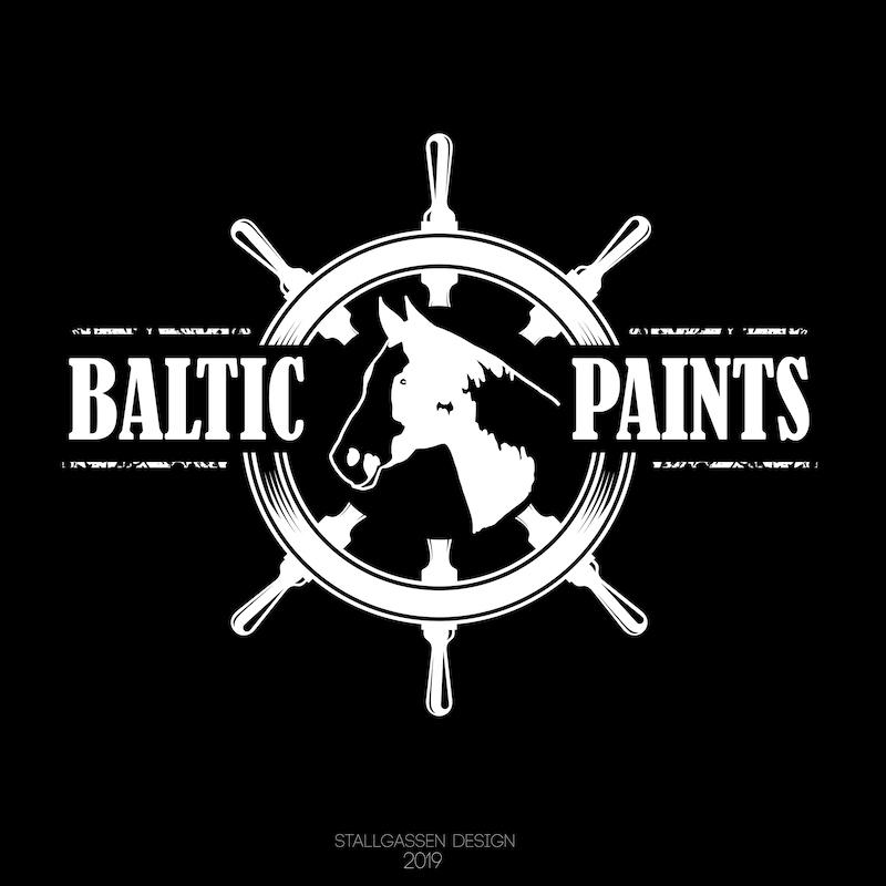 Logo Baltic Paints