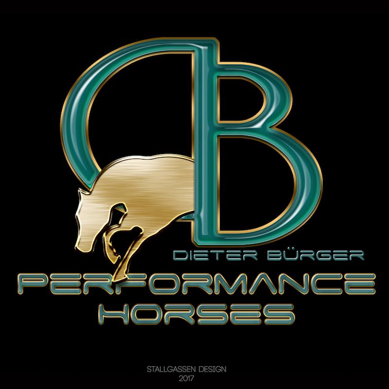 Logo Dieter Bürger Performance Horses