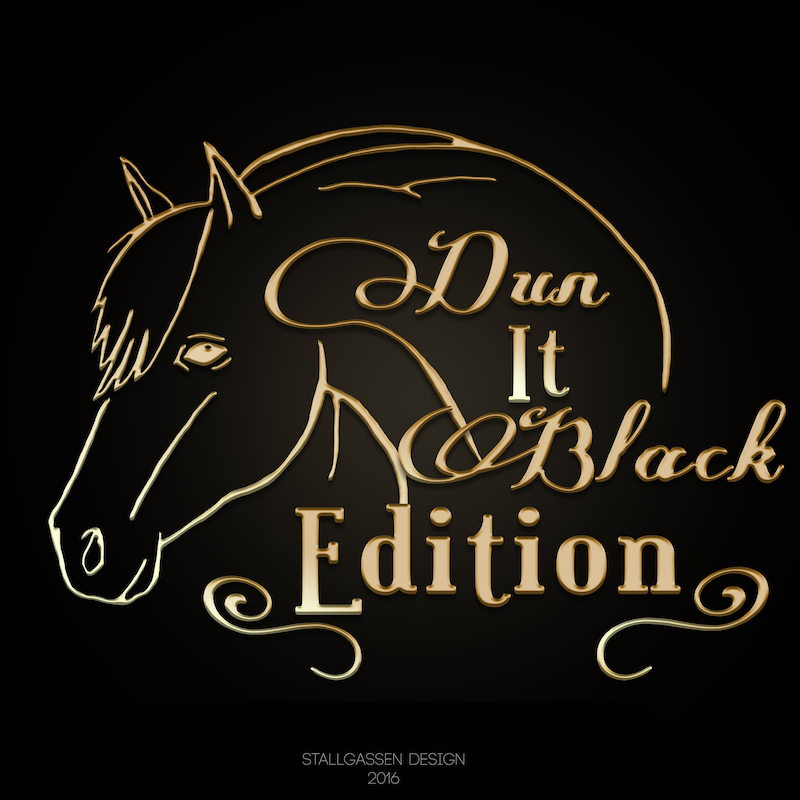 Logo Dun It Black Edition