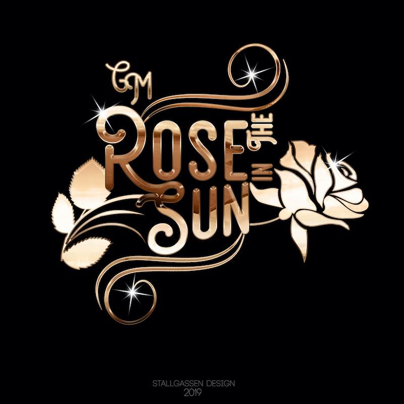 Logo GM Rose in the Sun