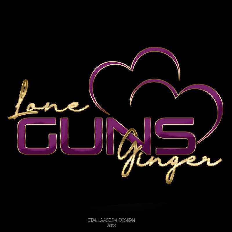 Logo Lone Guns Ginger