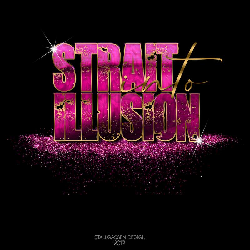 Logo Strait into Illusion