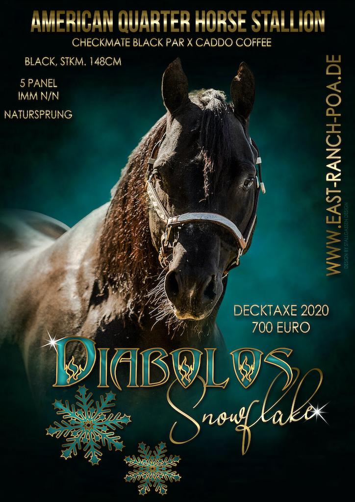 Stallion AD Diabolos Snowflake